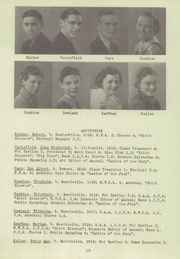 Page 15, 1936 Edition, Monticello High School - Memories Yearbook (Monticello, IL) online yearbook collection