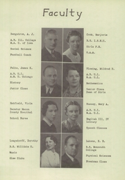 Page 7, 1936 Edition, Monticello High School - Memories Yearbook (Monticello, IL) online yearbook collection