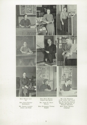Page 10, 1938 Edition, Monticello High School - Memories Yearbook (Monticello, IL) online yearbook collection
