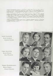 Page 13, 1938 Edition, Monticello High School - Memories Yearbook (Monticello, IL) online yearbook collection