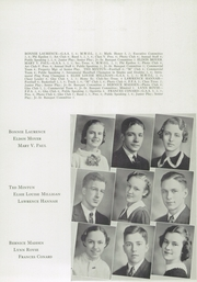 Page 15, 1938 Edition, Monticello High School - Memories Yearbook (Monticello, IL) online yearbook collection
