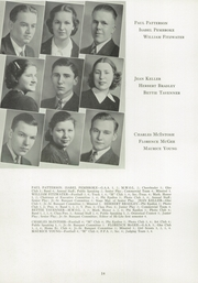 Page 16, 1938 Edition, Monticello High School - Memories Yearbook (Monticello, IL) online yearbook collection