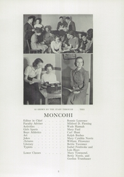 Page 7, 1938 Edition, Monticello High School - Memories Yearbook (Monticello, IL) online yearbook collection