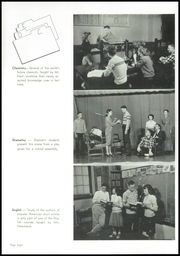 Page 12, 1948 Edition, Monticello High School - Memories Yearbook (Monticello, IL) online yearbook collection