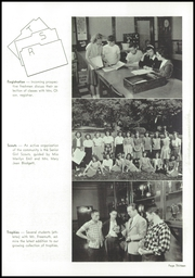 Page 17, 1948 Edition, Monticello High School - Memories Yearbook (Monticello, IL) online yearbook collection