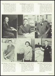Page 15, 1949 Edition, Monticello High School - Memories Yearbook (Monticello, IL) online yearbook collection