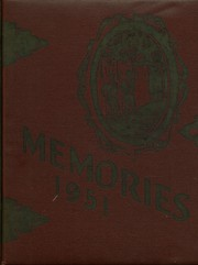 Monticello High School - Memories Yearbook (Monticello, IL) online yearbook collection, 1951 Edition, Page 1