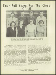 Page 12, 1951 Edition, Monticello High School - Memories Yearbook (Monticello, IL) online yearbook collection