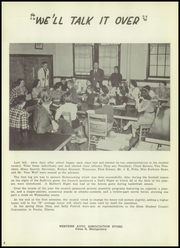 Page 16, 1952 Edition, Monticello High School - Memories Yearbook (Monticello, IL) online yearbook collection