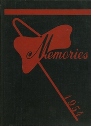 Monticello High School - Memories Yearbook (Monticello, IL) online yearbook collection, 1954 Edition, Page 1