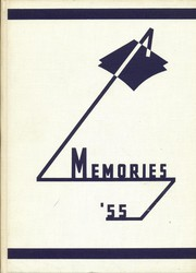 Monticello High School - Memories Yearbook (Monticello, IL) online yearbook collection, 1955 Edition, Page 1