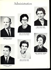 Page 11, 1965 Edition, Monticello High School - Memories Yearbook (Monticello, IL) online yearbook collection
