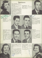 Page 16, 1952 Edition, Watseka High School - Watchekee Yearbook (Watseka, IL) online yearbook collection