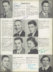 Page 17, 1952 Edition, Watseka High School - Watchekee Yearbook (Watseka, IL) online yearbook collection