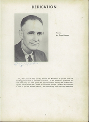 Page 7, 1952 Edition, Watseka High School - Watchekee Yearbook (Watseka, IL) online yearbook collection