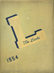 1954 Edition, Litchfield High School - Licohi Yearbook (Litchfield, IL)