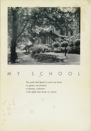 Page 11, 1937 Edition, Pana Township High School - My Diary Yearbook (Pana, IL) online yearbook collection