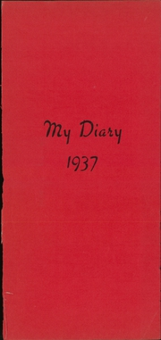 Page 3, 1937 Edition, Pana Township High School - My Diary Yearbook (Pana, IL) online yearbook collection