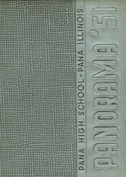 Page 1, 1951 Edition, Pana Township High School - My Diary Yearbook (Pana, IL) online yearbook collection