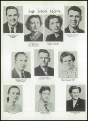 Page 10, 1955 Edition, Sherrard High School - Ivy Tower Yearbook (Sherrard, IL) online yearbook collection