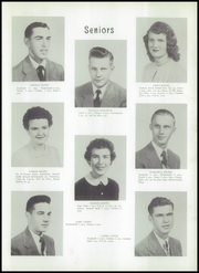 Page 11, 1955 Edition, Sherrard High School - Ivy Tower Yearbook (Sherrard, IL) online yearbook collection