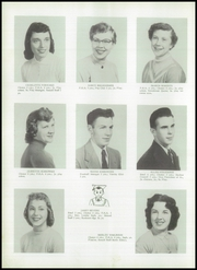 Page 16, 1955 Edition, Sherrard High School - Ivy Tower Yearbook (Sherrard, IL) online yearbook collection