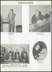 Page 9, 1955 Edition, Sherrard High School - Ivy Tower Yearbook (Sherrard, IL) online yearbook collection