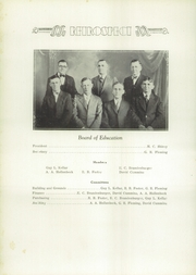 Page 12, 1929 Edition, Sullivan High School - Retrospect Yearbook (Sullivan, IL) online yearbook collection