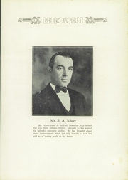 Page 13, 1929 Edition, Sullivan High School - Retrospect Yearbook (Sullivan, IL) online yearbook collection
