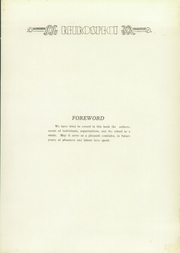Page 9, 1929 Edition, Sullivan High School - Retrospect Yearbook (Sullivan, IL) online yearbook collection