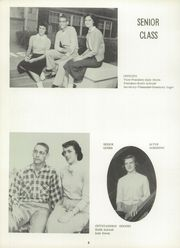Page 12, 1957 Edition, Sullivan High School - Retrospect Yearbook (Sullivan, IL) online yearbook collection