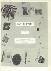 Page 5, 1957 Edition, Sullivan High School - Retrospect Yearbook (Sullivan, IL) online yearbook collection