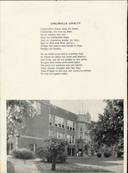 Page 10, 1949 Edition, Carlinville High School - Carlin Hi Yearbook (Carlinville, IL) online yearbook collection