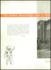 Page 6, 1953 Edition, Carlinville High School - Carlin Hi Yearbook (Carlinville, IL) online yearbook collection