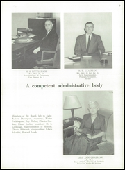 Page 13, 1957 Edition, Carlinville High School - Carlin Hi Yearbook (Carlinville, IL) online yearbook collection