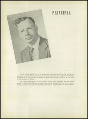 Page 10, 1952 Edition, Eldorado High School - Golden E Yearbook (Eldorado, IL) online yearbook collection