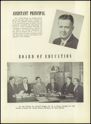 Page 11, 1952 Edition, Eldorado High School - Golden E Yearbook (Eldorado, IL) online yearbook collection