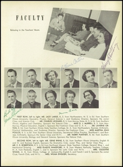 Page 13, 1952 Edition, Eldorado High School - Golden E Yearbook (Eldorado, IL) online yearbook collection