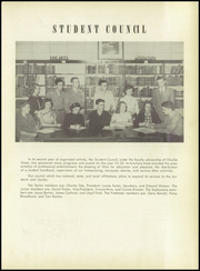 Page 15, 1952 Edition, Eldorado High School - Golden E Yearbook (Eldorado, IL) online yearbook collection
