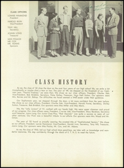 Page 17, 1952 Edition, Eldorado High School - Golden E Yearbook (Eldorado, IL) online yearbook collection