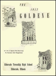 Page 5, 1952 Edition, Eldorado High School - Golden E Yearbook (Eldorado, IL) online yearbook collection