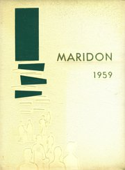 1959 Edition, Notre Dame High School for Boys - Maridon Yearbook (Niles, IL)