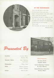 Page 6, 1947 Edition, Vandalia Community High School - Vandalois Yearbook (Vandalia, IL) online yearbook collection