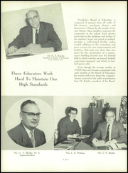 Page 14, 1956 Edition, Vandalia Community High School - Vandalois Yearbook (Vandalia, IL) online yearbook collection