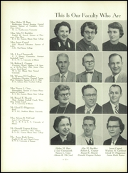 Page 16, 1956 Edition, Vandalia Community High School - Vandalois Yearbook (Vandalia, IL) online yearbook collection