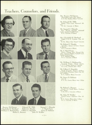 Page 17, 1956 Edition, Vandalia Community High School - Vandalois Yearbook (Vandalia, IL) online yearbook collection
