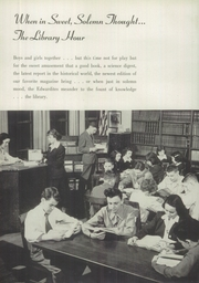 Page 10, 1949 Edition, St Edward High School - Co Ed Word Yearbook (Elgin, IL) online yearbook collection