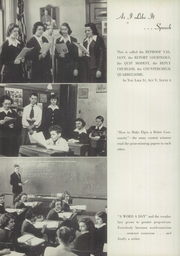 Page 14, 1949 Edition, St Edward High School - Co Ed Word Yearbook (Elgin, IL) online yearbook collection