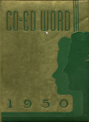 1950 Edition, St Edward High School - Co Ed Word Yearbook (Elgin, IL)