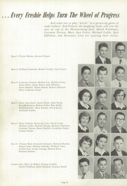 Page 16, 1952 Edition, St Edward High School - Co Ed Word Yearbook (Elgin, IL) online yearbook collection